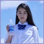 [動画]ポカリ新CMの女の子は誰?八木莉可子の中学校はどこ?